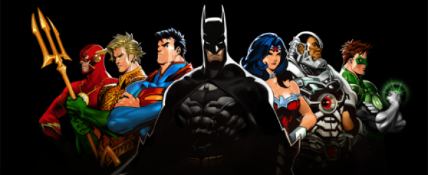 Justice League : Earth's Final Defense Disponible