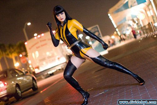 Silk_Spectre_o_by_Annisse