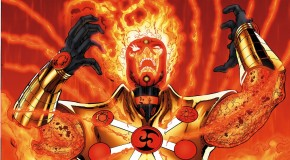 Un clin d'oeil à Firestorm dans la série Arrow?