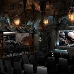 The two million dollar home cinema for Batman fan