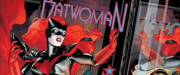 Le duo Williams / Blackman se livre sur Batwoman