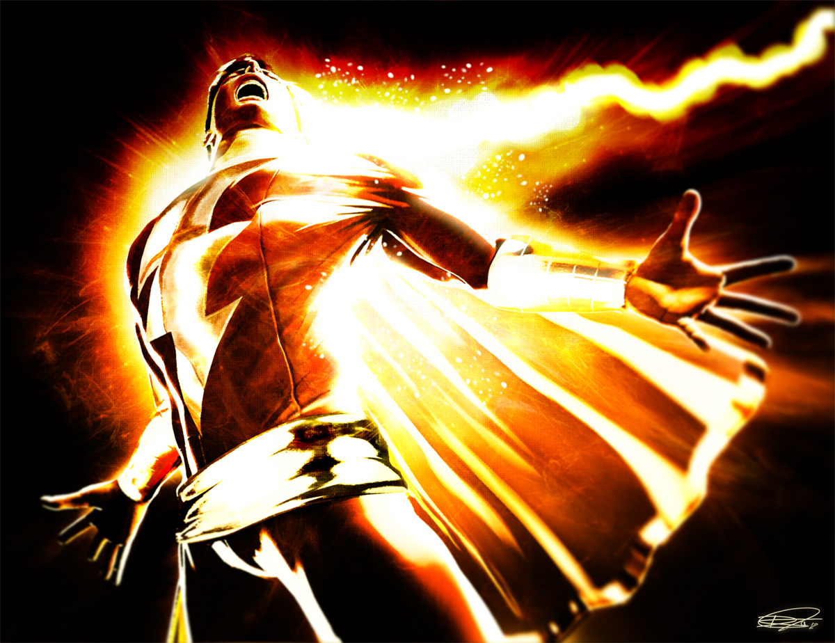 Source Dcplanetfr Report Black Adam New 52 Wallpaper