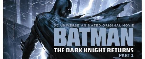[Review TV] Batman : The Dark Knight Returns Partie 1