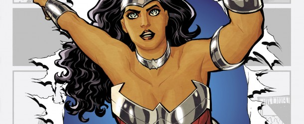 [Preview VO] Wonder Woman #0