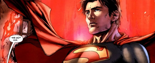 Superman Earth One #3 en route