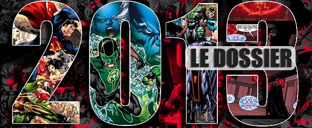 [Dossier] DC Comics : Un an de NEW 52 : Ce que nous réserve 2013