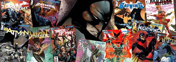 Dossier - DC Comics : Un an de NEW 52 : Le Bilan 38
