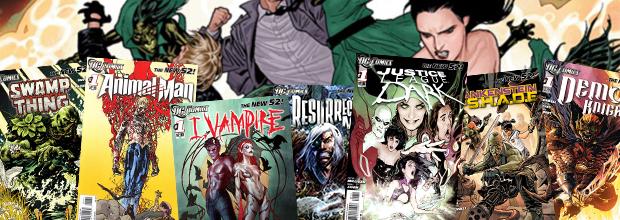 Dossier - DC Comics : Un an de NEW 52 : Le Bilan 42