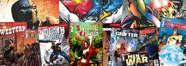 Dossier - DC Comics : Un an de NEW 52 : Le Bilan 41