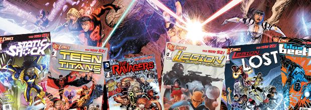 Dossier - DC Comics : Un an de NEW 52 : Le Bilan 40