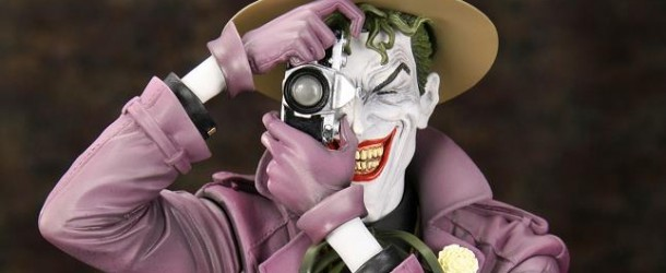 Kotobukiya présente The Killing Joke – The Joker ARTFX