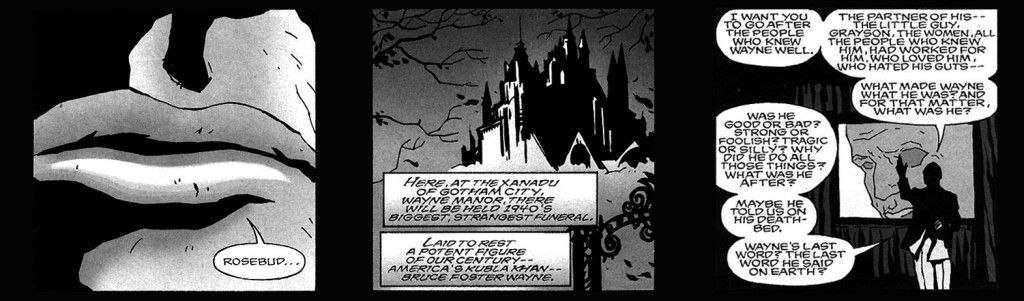 Bizarro Facts #1 : Citizen Wayne 3