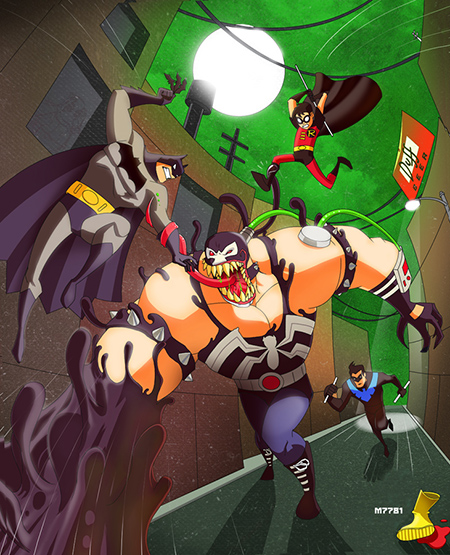 DC_Fan_Art_21_batman_the_animated_series_x_venom