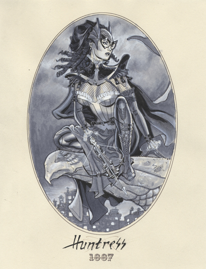 DC_Fan_Arts_23_huntress_1887_by_michaeldooney
