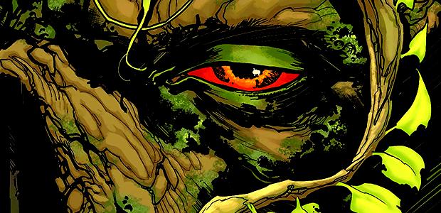 Review VF - Swamp Thing Tome 1 : De Sève et de Cendres 39