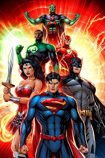 DC_Fan_Art_24_justice_league_commission_by_jprart-d5jgpfr