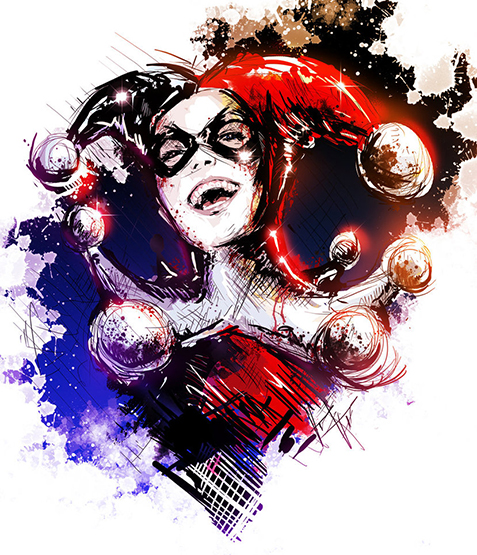 DC_Fan_Art_27_new_harley_quinn_sketch_by_vvernacatola-d5m6ifn