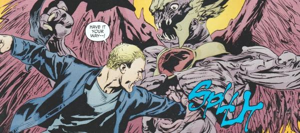 Jeff Lemire réglerait-il ses comptes grâce à Animal Man ? 4