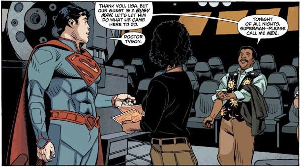 Un scientifique découvre une potentielle Krypton 1
