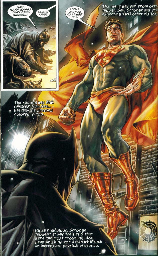 Superman Noel