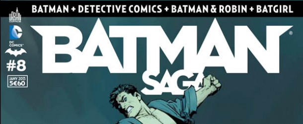 [Review VF] Batman Saga #8