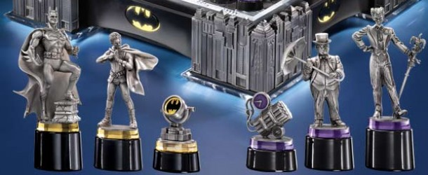 Batman le jeu d'échecs par Noble Collection