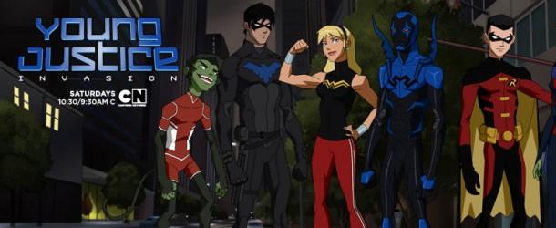 Young Justice: Vidéo récap de la Saison 2