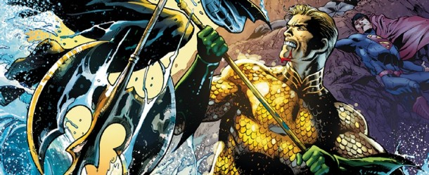 [Review VO] Aquaman #15