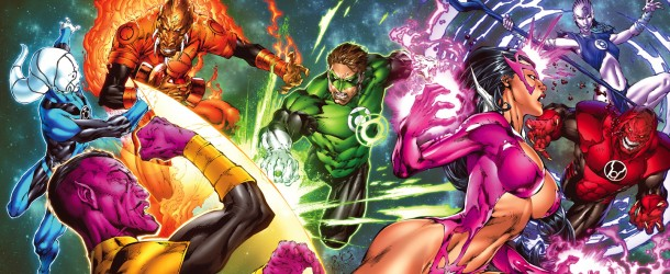 Bizarro Facts #3 : Green Lantern sous l'ère Geoff Johns