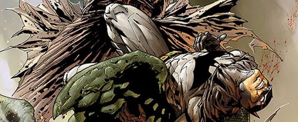 Une couverture variante pour Batman Incorporated #7