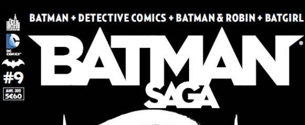 [Review VF] Batman Saga #9