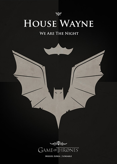 house of wayne