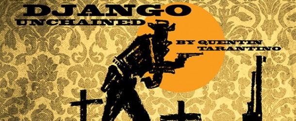 La couverture variante de Django Unchained #2