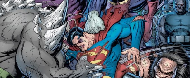 [Preview VF] Geoff Johns Présente Superman Tome 1