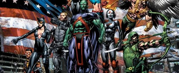 Justice League of America retardé