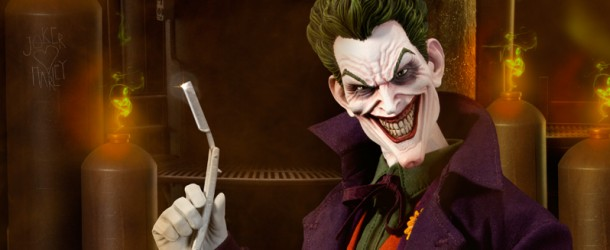 Les photos du Joker - DC Sixth Scale Figure par Sideshow