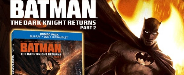Un nouveau clip pour The Dark Knight Returns Partie 2