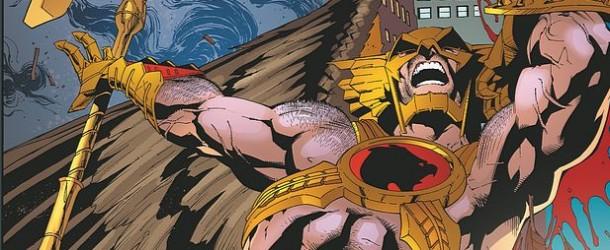 The Savage Hawkman annulé, pas de crossover pour I,Vampire