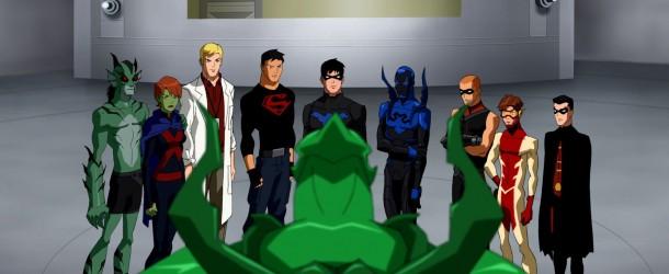 DC Nation: Extraits et Images des épisodes du 26 Janvier