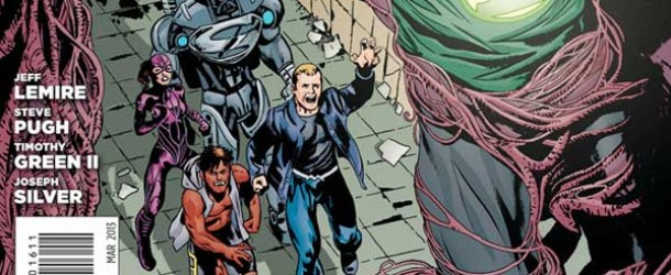 [Preview VO] Animal Man #16
