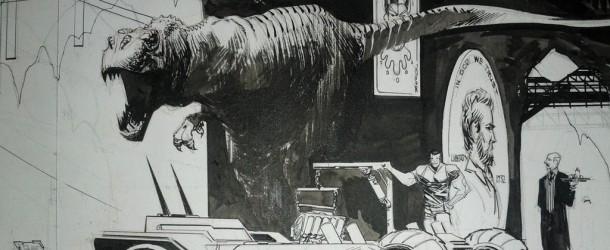 Aperçu de la Batcave par Sean Murphy