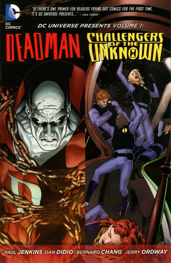 [Review VO] DC Universe Presents Vol. 1 35