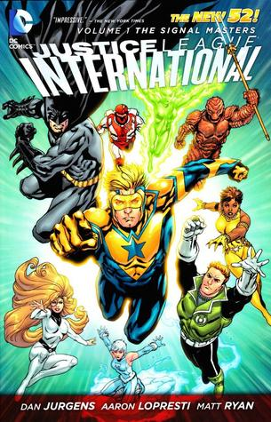 [Review VO] Justice League International Vol. 1 34