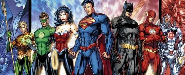 Le roster définitif du film Justice League?