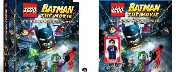 Une minifig Clark Kent pour Lego Batman : The Movie