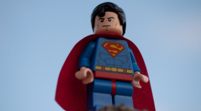 Le dernier trailer de Man of Steel en mod LEGO!