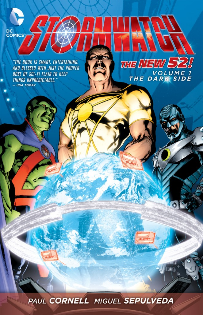 [Review VO] Stormwatch Vol. 1: The Dark Side 27