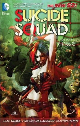 [Review VO] Suicide Squad Vol. 1: Kicked in the Teeth 35
