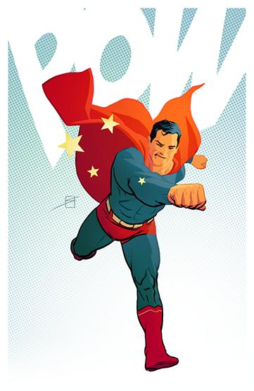 Dc fan arts 39 - Signe de superman ...