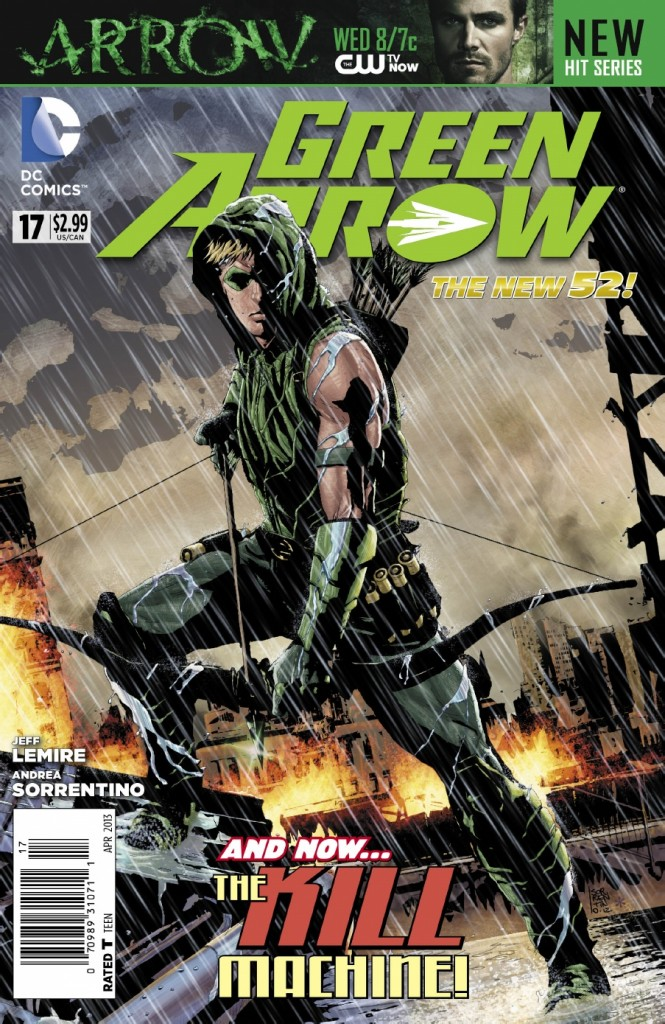 [Review VO] Green Arrow #17 26